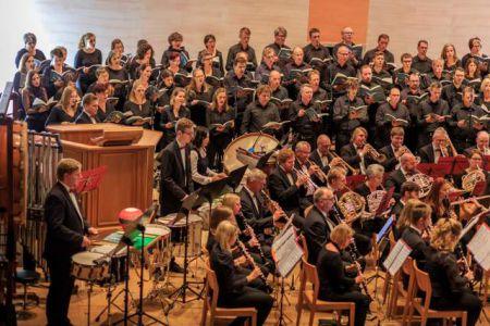 20181111 190237 Friedensmessen Feldmusik-Teamchor