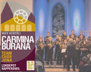 CARMINA BURANA - Carl Orff @ Lokdepot Rapperswil