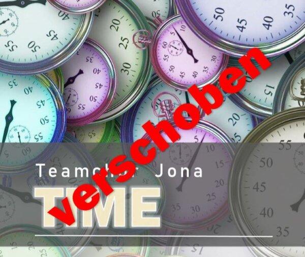 """Time"" verschoben"